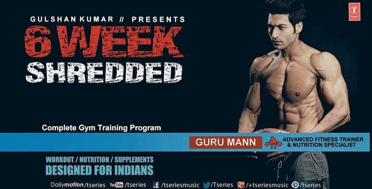 Guru Mann/6Week Shredded